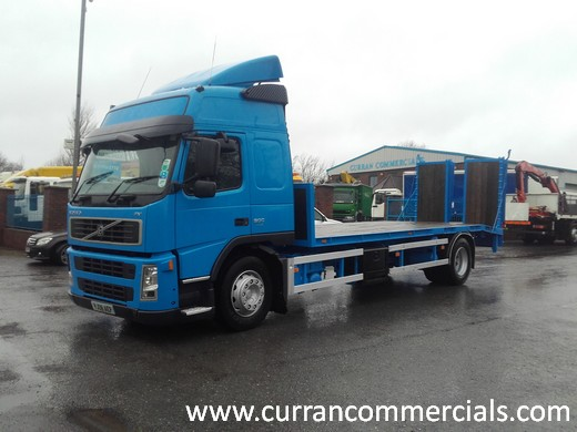 2008 volvo fm300 4x2 18 ton beavertail for sale