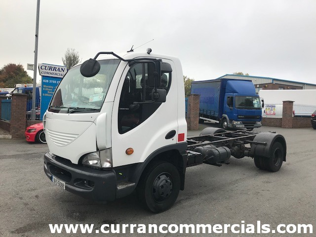 2008 dawoo avia 10 ton chassis cab for sale