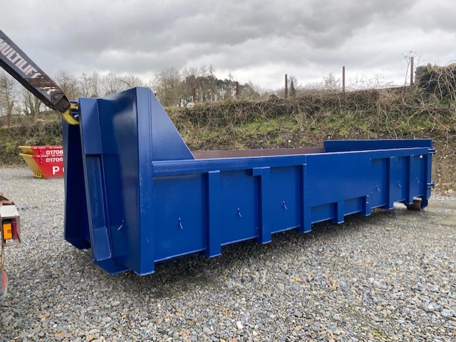 2021 new roll on roll off hook loader body